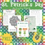 St. Patrick's Activity Pack