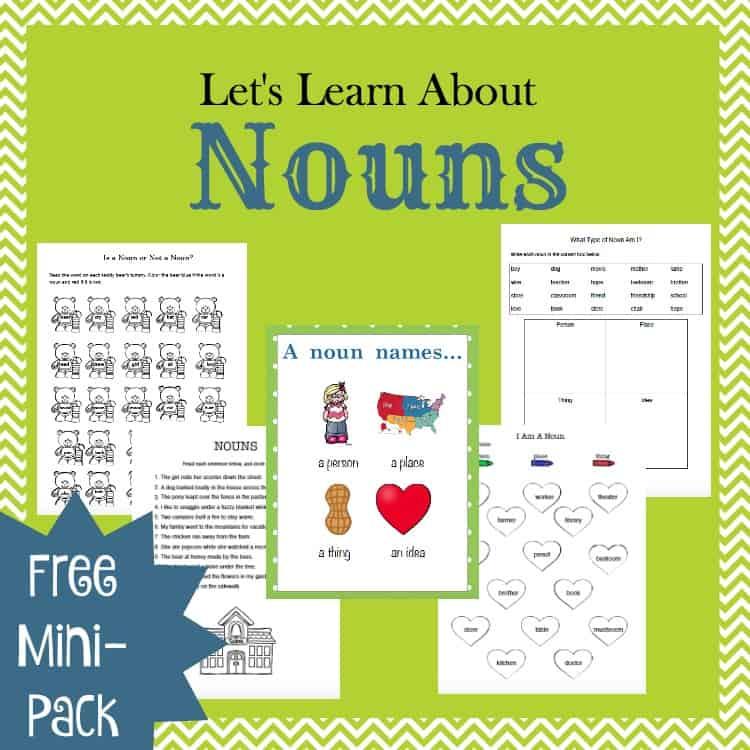 Noun-Printable