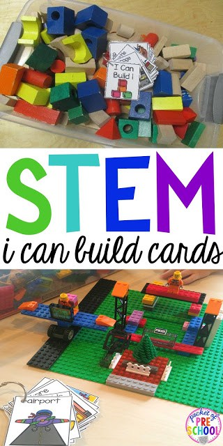 Help your student build amazing things with these STEM cards. Not on is it fun but it will also encourage them to learn new concepts.