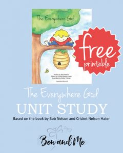 The Everywhere God Unit Study
