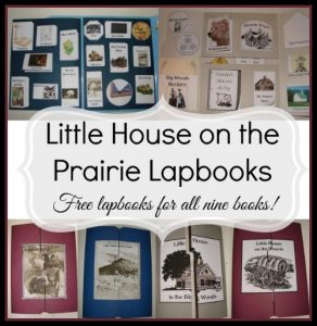 Little House on the Praire is a childhood classic making this series of lapbooks a must have for everyone.