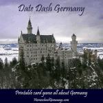German History Printable Card Game