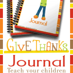 FREE Give Thanks Journal