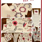 Prayer Card Set for Moms