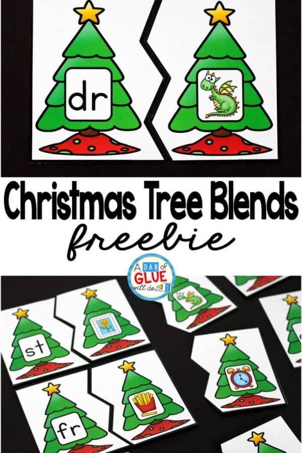 Christmas Tree Blend Practice