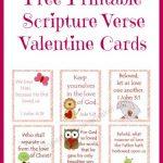 Scripture Verse Valentine Cards