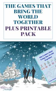 Winter Games Printable Pack!