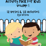 Bible Verse Activity Pack