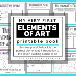 Elements of Art Booklet