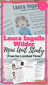 Laura Ingalls Wilder Unit