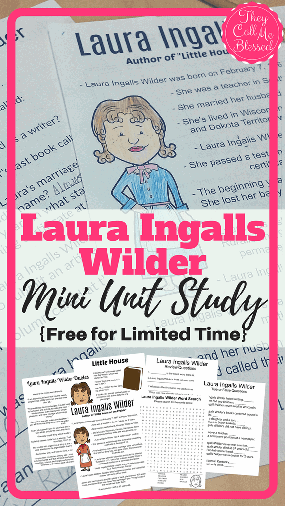 Laura Ingalls Wilder Unit