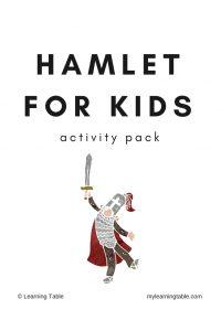 Hamlet for Kids Activity Pack