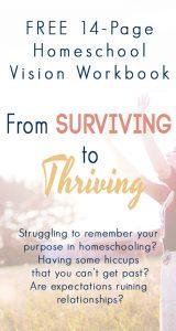 Surviving to Thriving Workbook