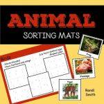Animal Classification Mats