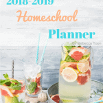Printable Homeschol Planner