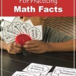 Printable Math Facts Games