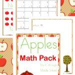 Printable Apple Math Pack