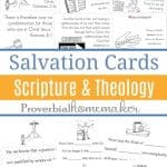 Printable Salvation Cards