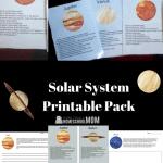 Printable Solar System Pack