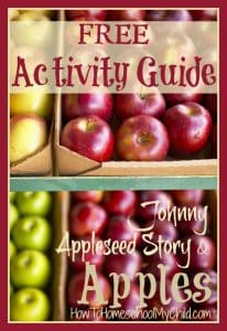 Printable Apple Learning Pack
