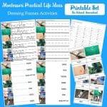 The Best List of Montessori Practical Life Activities