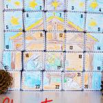 Nativity Advent Calendar Printable