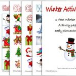 Winter Activity Printable