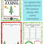 Free Printable Christmas Journal