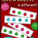 Which Ornament is Different
