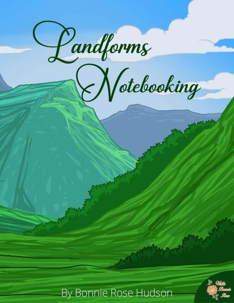 FREE-Landforms-Notebooking