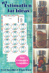 Free Estimation Jar Printables
