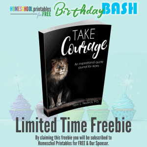 Take Courage!