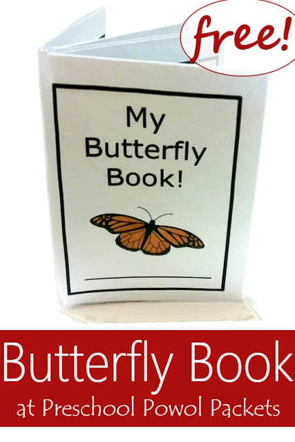 Free Butterfly Book