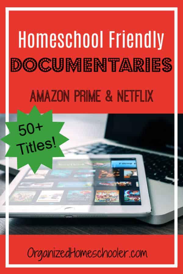 Homeschool Friendly Documentaries