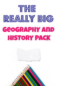 Mega Geography & History Pack