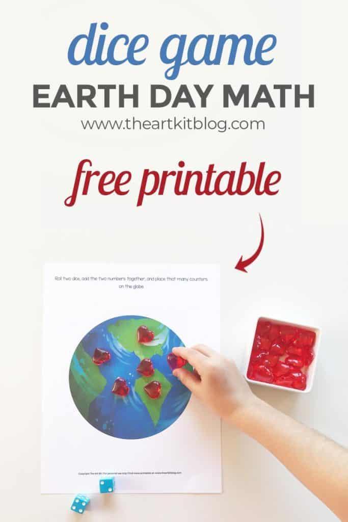 Earth Day Math Game
