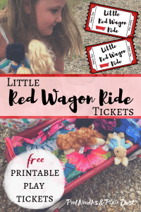 Red Wagon Play Tickets