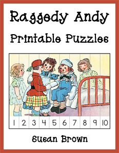 Raggedy Andy Puzzles