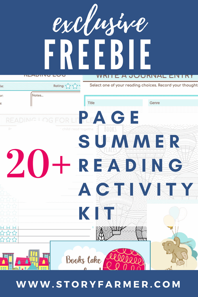 Summer Reading Activity Kit