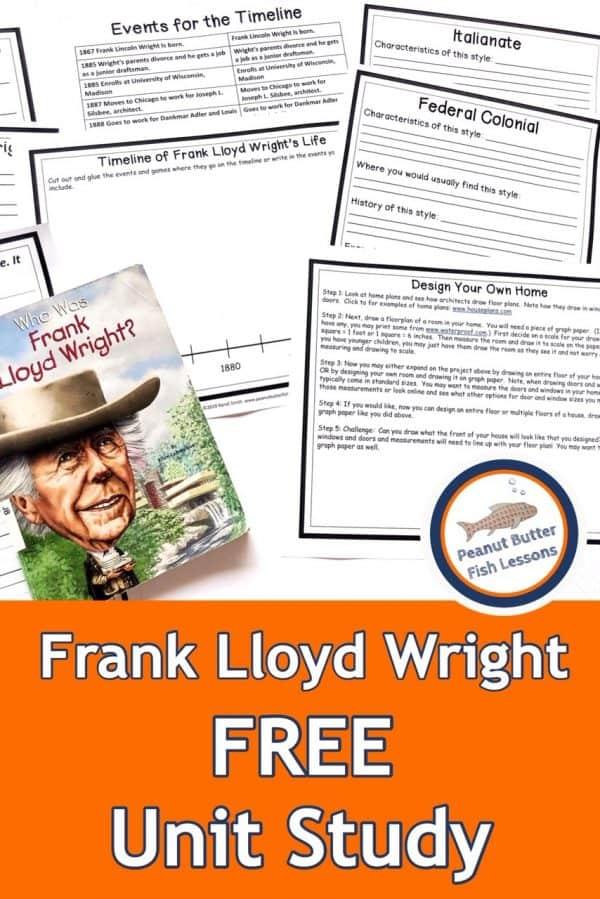 Frank Lloyd Wright Unit Study