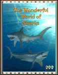 Free Printable Sharks Workbook